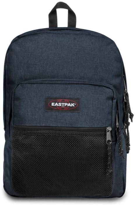 Eastpak Pinnacle sac a dos denim triple bleu