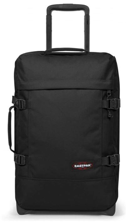 Eastpak tranverz noir valise ado
