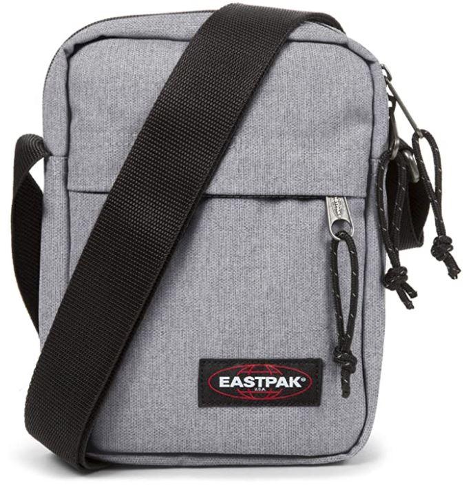 Sacoche Eastpak bandouliere grise