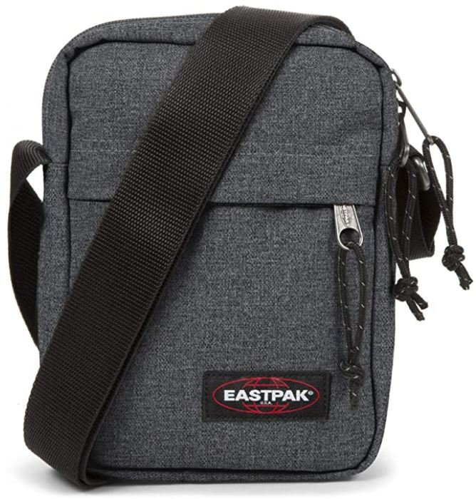 Sacoche Eastpak the One denim grise anthacite
