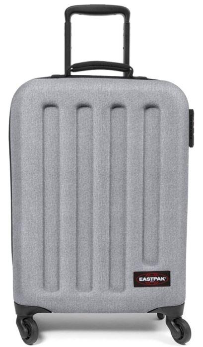 bagage cabine Eastpak Tranzshell S grise