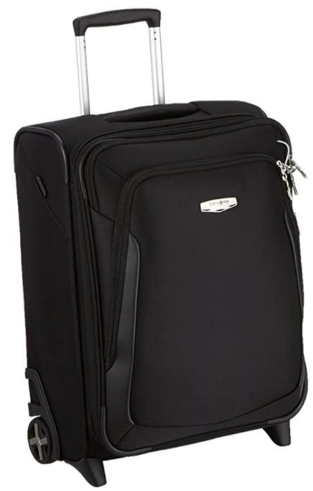 bagage cabine souple Samsonite XBlade 3.0 couleur noir