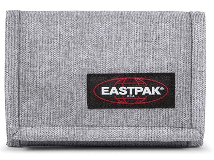 eastpak single crew portefeuille gris