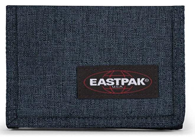 portefeuille Eastpak garcon bleu jeans