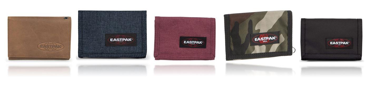 portefeuilles Eastpak masculin comparatif