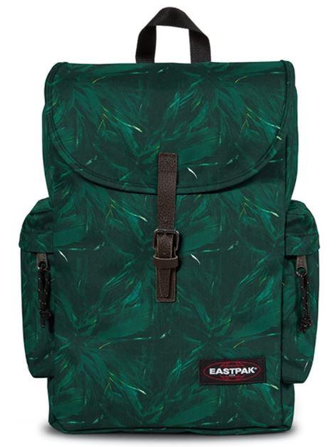 sac a dos Eastpak Austin vert brize grass