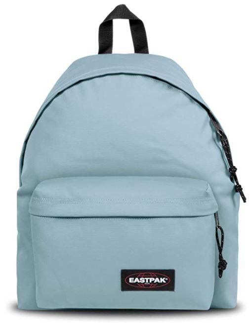 sac a dos Eastpak Padded Pakr bleu clair
