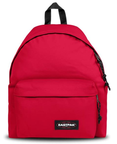 sac a dos Eastpak Padded Pakr rouge