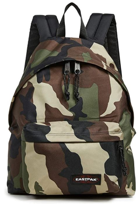 sac a dos Eastpak camouflage militaire