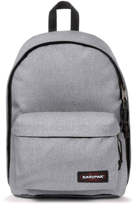 sac a dos Eastpak out of office gris