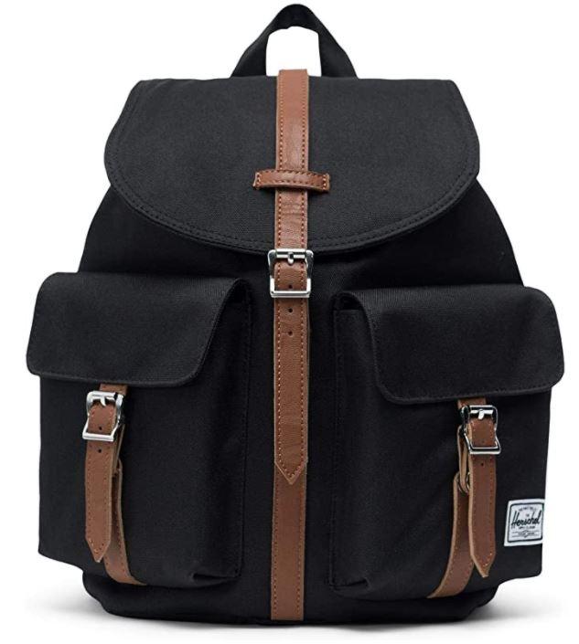 sac a dos Herschel dawson noir