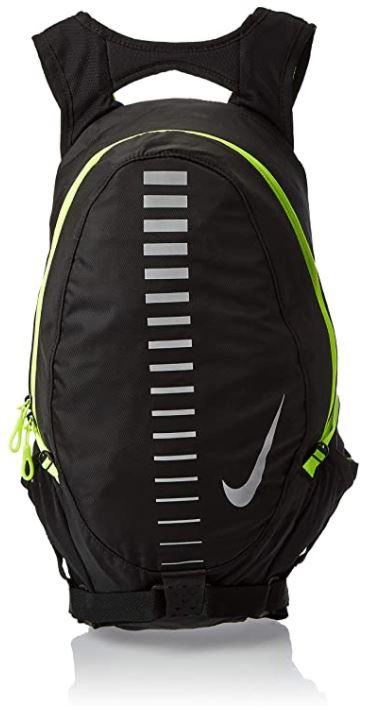sac a dos Nike commuter jaune fluo et noir