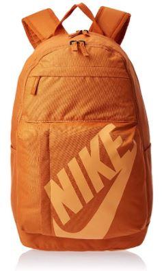 sac a dos Nike elemental orange
