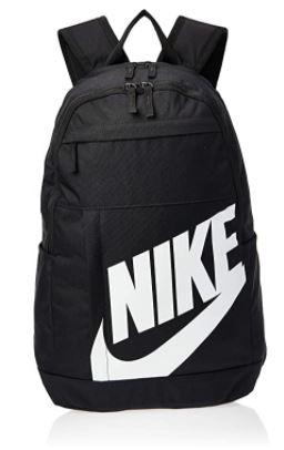 sac a dos Nike elmntl 2.0 noir