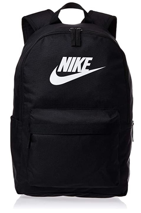 sac a dos Nike heritage noir