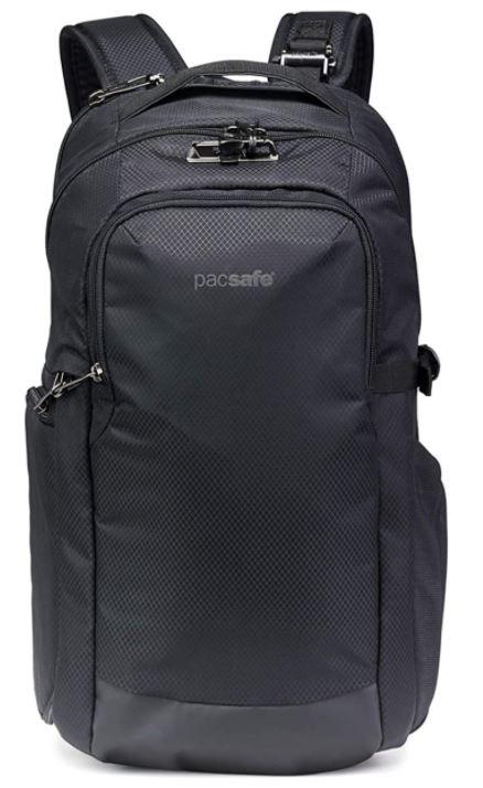 sac a dos appareil photo pacsafe camsafe X17 npoir
