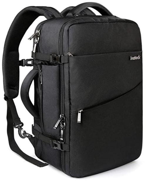 sac a dos cabine pour homme avec antivol