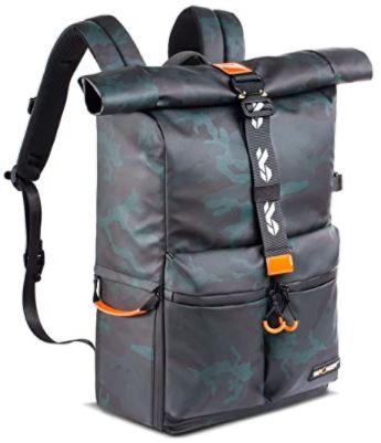 sac a dos de voyage impermeable concept pour homme