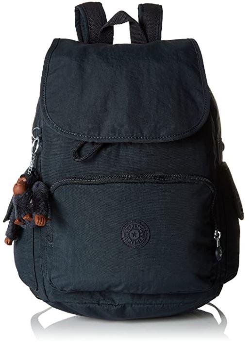 sac a dos femme Kipling city pack bleu