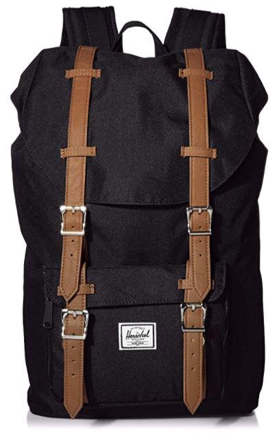 sac a dos herschel little america noir taille unique