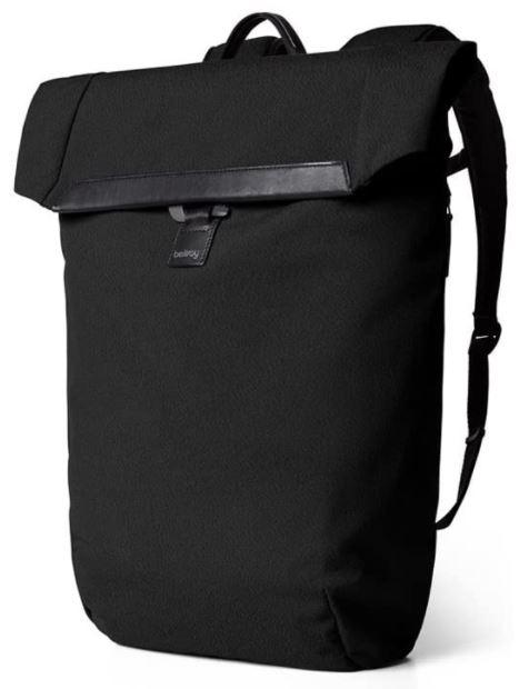 sac a dos impermeable bellroy noir