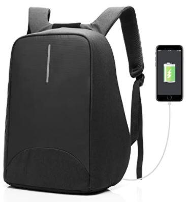sac a dos ordinateur pour homme coolbell avec systeme antivol
