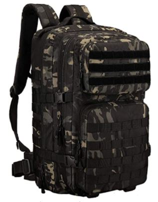 sac a dos tactique Huntvp assault pack noir