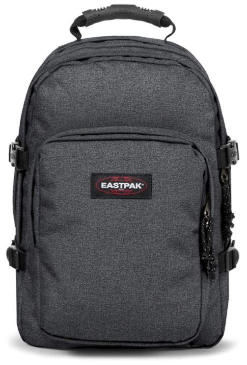 sac a dos voyage masculin Eastpak provider black denim