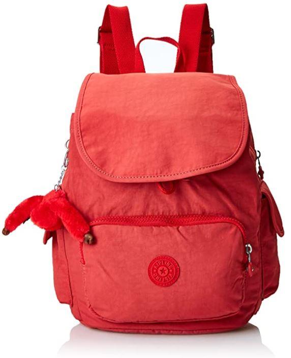 sac a dos voyage pour femme kipling city pack rouge