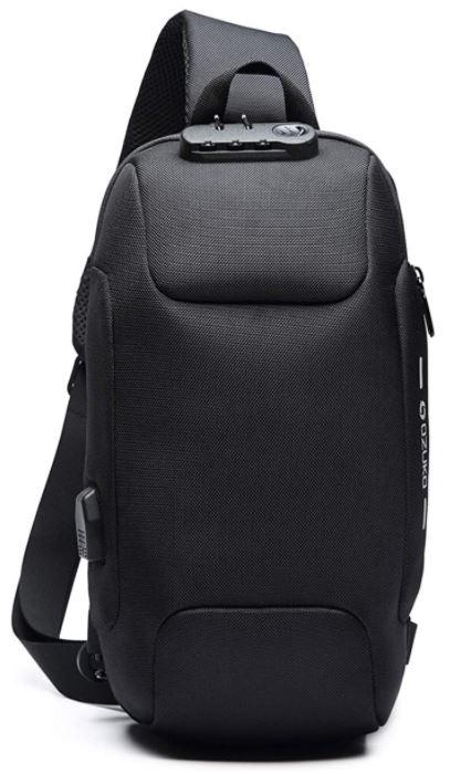 sac de poitrine Fandare noir
