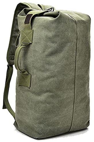 sac militaire style armee vert