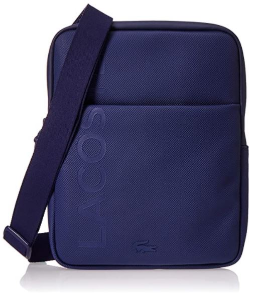 sacoche Lacoste homme NH3136po bleue