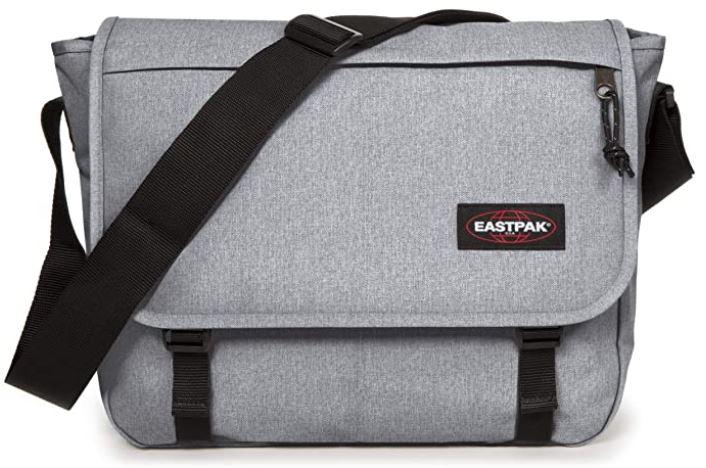 sacoche bandouliere Eastpak Delegate grise