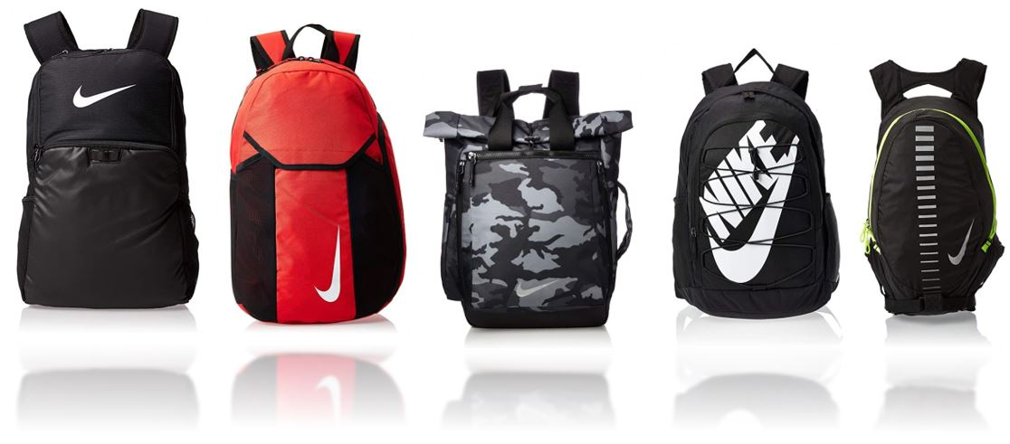 sacs a dos Nike comparatif