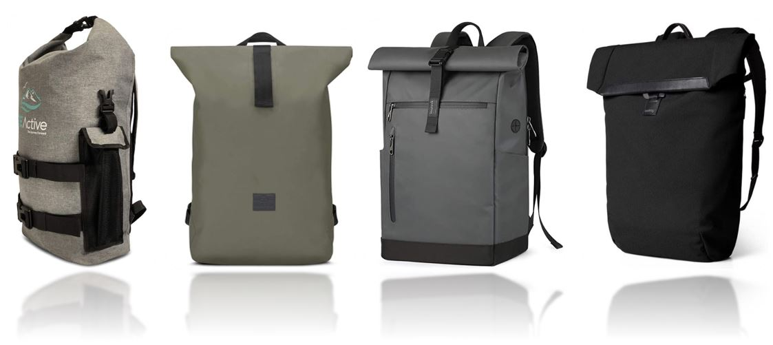 sacs a dos impermeables et etanches comparatif