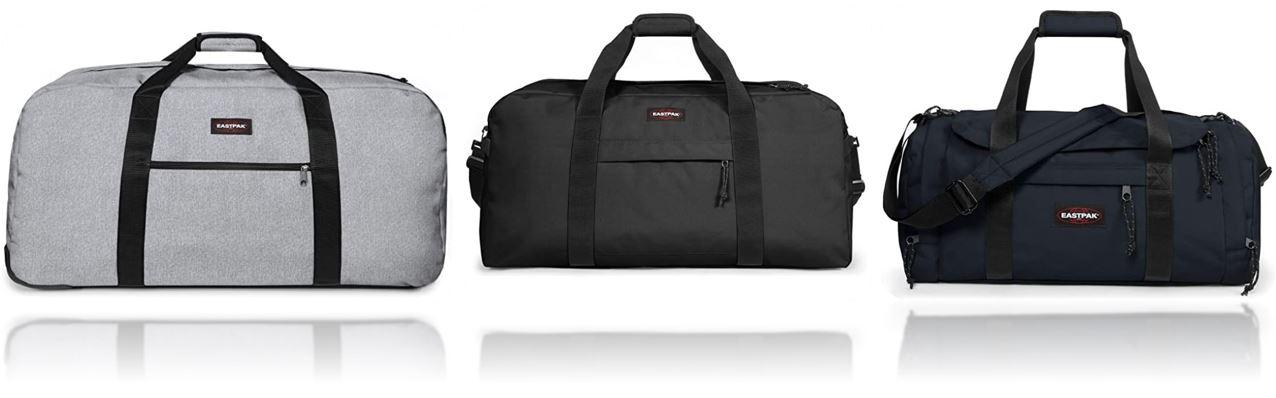 sacs de voyage Eastpak comparatif