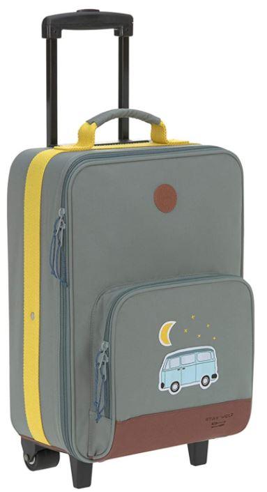 valise a roulette pour enfant Lassig