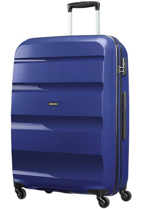 valise american tourister bon air spinner bleu