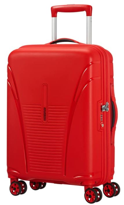 valise american tourister skytracer rouge