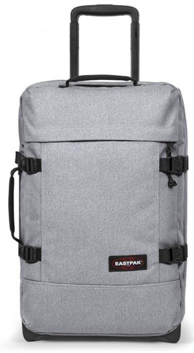 valise cabine Eastpak Tranverz S grise