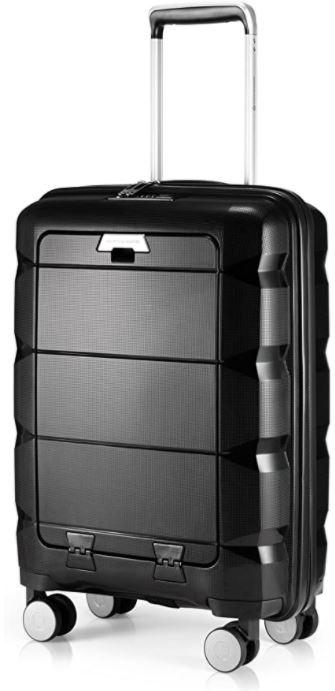 valise cabine pas cher Hauptstadtkoffer britz noir