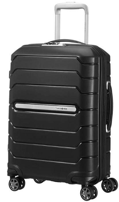 valise cabine samsonite Flux Spinner noir
