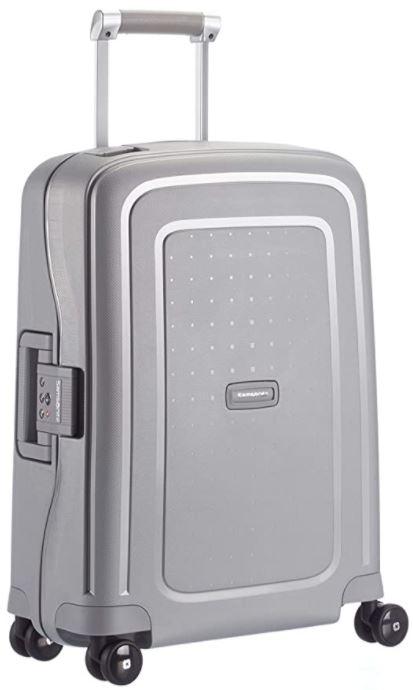valise cabine samsonite Scure spinner grise