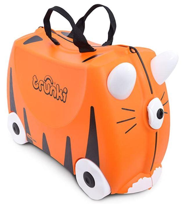 valise enfant Tipu le tiger de Trunki