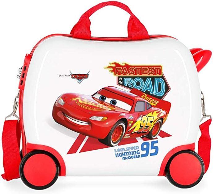 valise porteuse enfant Cars Disney