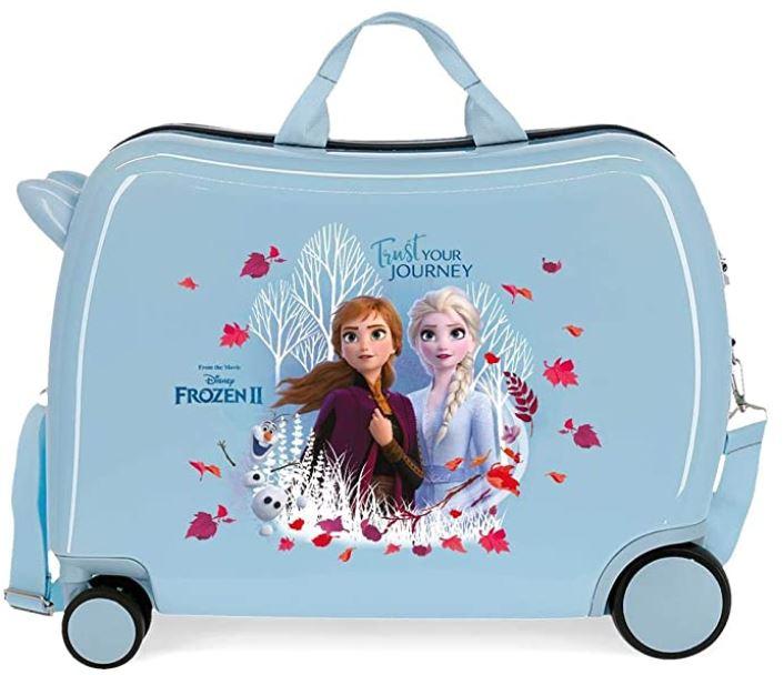 valise porteuse enfant Disney la reine des neiges