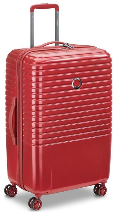valise rigide delsey caumartin plus rouge