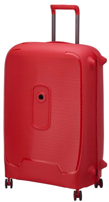 valise rigide delsey moncey rouge etoile