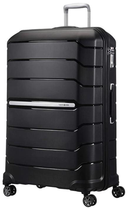 valise rigide samsonite Flux Spinner noir