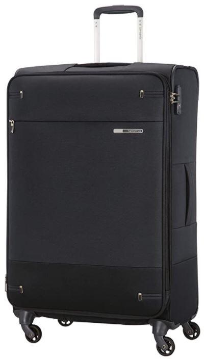 valise rigide samsonite base boost noir